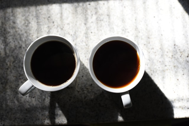 koffein nedbrydning i kroppen