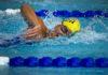Hvor længe skal du svømme for at tabe dig