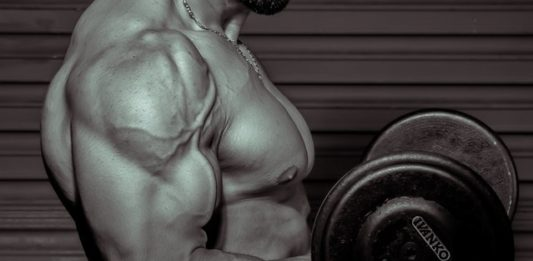 Sådan spiser du rigtigt hvis du vil opnå muskelvækst